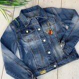Новиночки Классная джинсовка , размеры 42- 46
