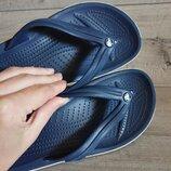 Шлепанцы вьетнамки Крокс Crocs M5 W7 24 см 37р