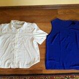 Блузы 50 52 размер