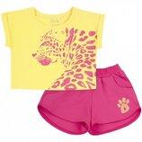 Костюм футболка и шорты Кс 630 Бемби р.104-140