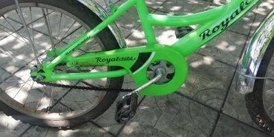 велосипед royal child салатовый