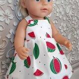 Набор одежды для Беби Борн Старшая сестричка.