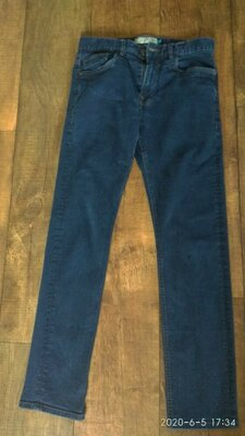 Джинсы брюки штаны next slim fit xs-s