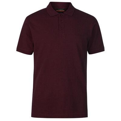 Рубашка поло футболка Pierre Cardin Bordeaux Оригинал Хлопок Бордо Пике