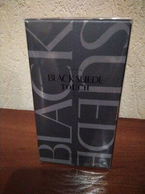 Продано: Туалетная вода avon black suede touch 75 мл