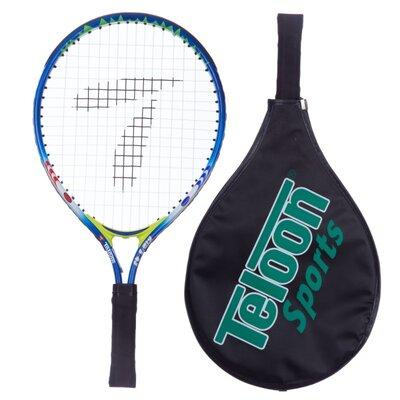 Ракетка для большого тенниса детская Teloon 2556-17 17 дюймов чехол в комплекте