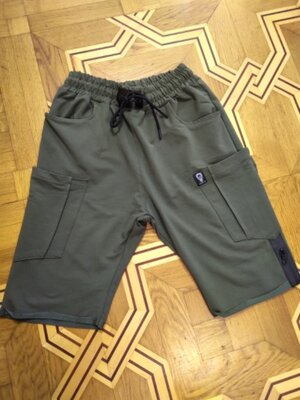 Мужские шорты Трикотажные David&Gerenzo хаки