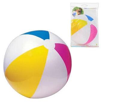 Мяч разноцветный Intex 59030