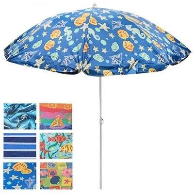 Зонт пляжный d1.8м MH-0038