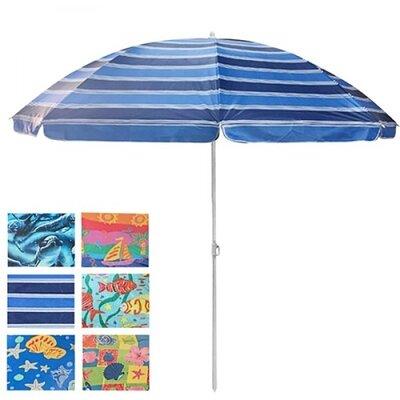 Зонт пляжный d2.0м MH-0040