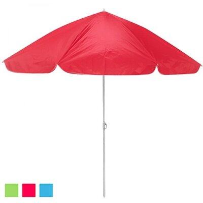 Зонт пляжный d2.5м система Ромашка MH-3313