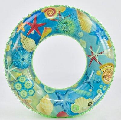 Продано: Круг для плавания С 29035 Океан Подводный мир 60 см