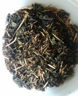 Ферментированный чай из лимонника китайского