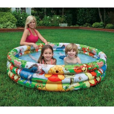 Детский надувной бассейн intex винни пух дисней