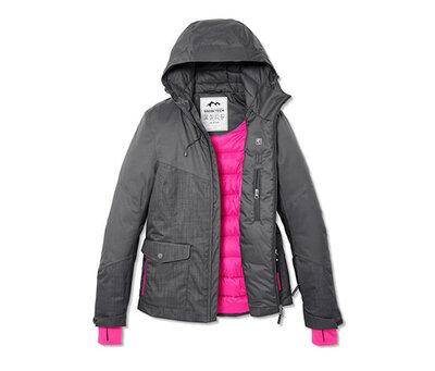 Куртка зимняя женская Tchibo TCM термокуртка мембрана