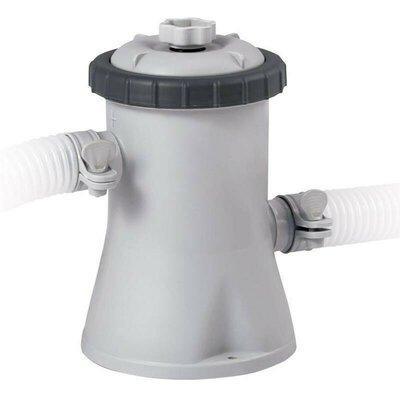 Картриджный фильтрующий насос Intex 28602 для каркасного и надувного бассейна
