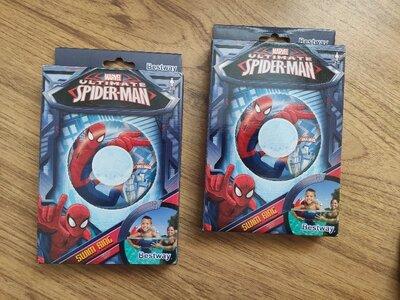 Детский круг Спайдермен человек паук тачки
