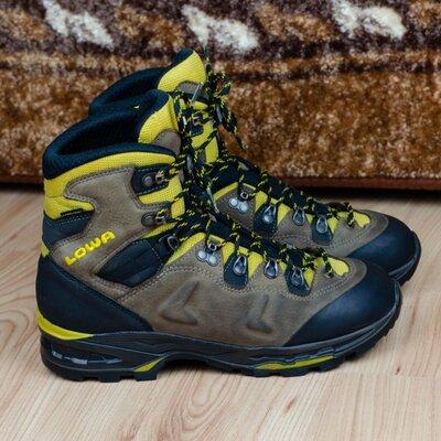 Трекинговые непромокаемые мужские ботинки Lowa Catalan GTX Gore-Tex 40р. 25,7 см.