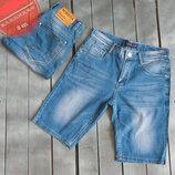 Мужские джинсовые шорты р. 30-36