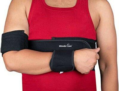 фиксатор бандаж для руки и предплечья Wonder care размер 56-64