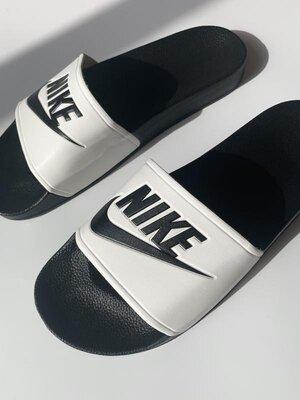 Мужские сланцы шлепанцы NIKE adidas