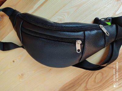 Бананка Банан чёрная чорна сумка сумочка барсетка барыжка унисекс унісекс unisex на пояс тело crossb