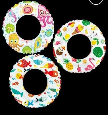 Надувний круг Intex 59230. Надувной круг Intex 59230 Разноцветный int59230 1