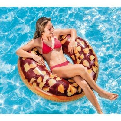 Продано: Intex Круг 56262 NP Пончик от 14 лет , диаметр 114см