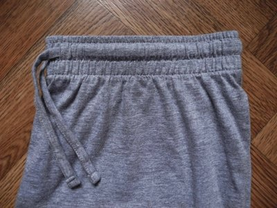 Акция Подарок Мужские шорты мягкие серые меланж St Bernard M