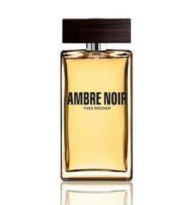 100мл Новая мужская парфюмерная вода Ambre Noir Ив Роше YVES ROCHER