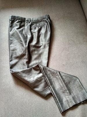 Мужские классические брюки Burton London, новые, размер 32R slim fit