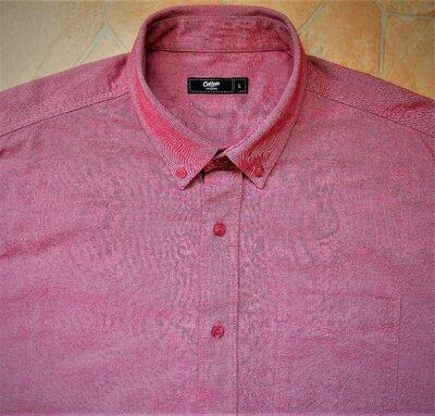 рубашка Cotton размер L 52-54