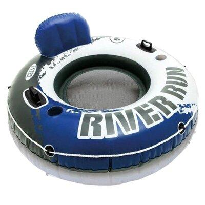 Надувной плотик Круг-колесо Intex 58825 Плюшка