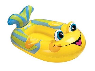Надувной плотик Рыбка Intex 59380