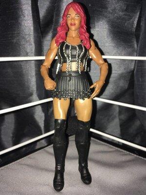 WWE Alicia Fox фигурка рестлер рестлинг Mattel еслер