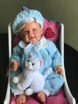 That's My Kitty Lee Middleton Origginal doll