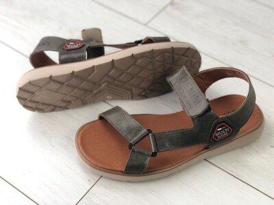 Кожаные мужские сандалии 40-45 р. 4 цвета в наличии. Распродажа последних размеров