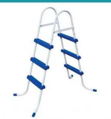 Лестница для бассейна Bestway 58334 двухсекционная 91 см