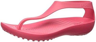Босоножки сандали кроус Crocs Serena Flip W Open Toe Sandals Оригинал