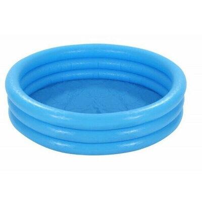 Бассейн детский надувной Intex 59416 Intex 58446 Синий кристалл