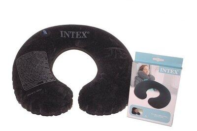 арт. 68675 Подушка дорожная Travel Pillow Intex