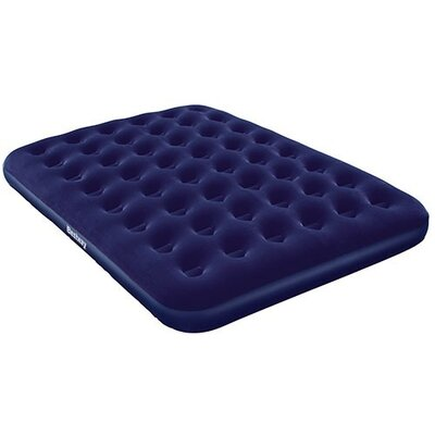 BW Велюр матрац 67003 синий, 203-152-22см