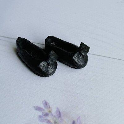 Кожаные туфельки для Блайз