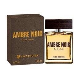 Туалетная вода Ambre Noir Черная амбра от Ив Роше, 50 мл
