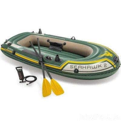 Надувная лодка двухместная Seahawk 200 68347