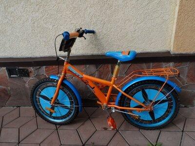 Велосипед детский диаметр колёс 20см