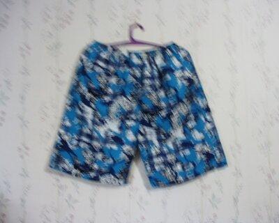 Шорты муж Пот 40-42 см газета брюки джинсовые