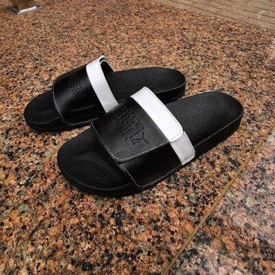 мужские кожаные шлепки шлепанцы сланцы вьетнамки сандалии босоножки летняя обувь
