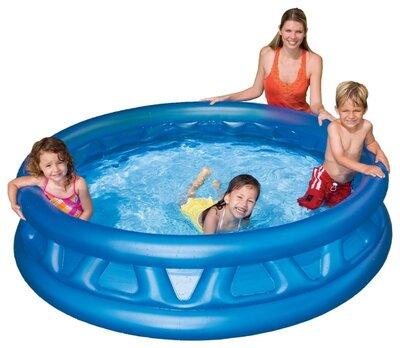 Детский надувной бассейн Intex 58431 188x46 см