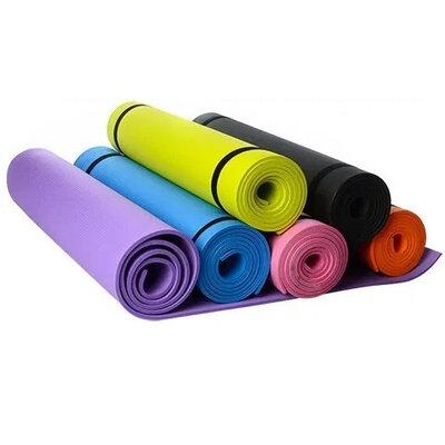 Йогамат, коврик для фитнеса M 0380-1 Profi EVA